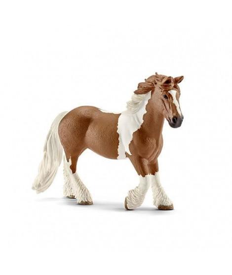 Schleich Figurine 13773 - Animal de la ferme - Jument Tinker