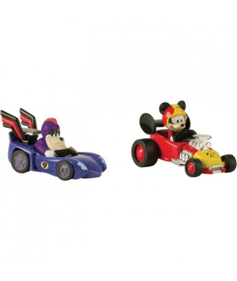 MICKEY ROADSTER RACERS Voitures Mickey & Pat Pack Mickey & Ses Amis Top Départ