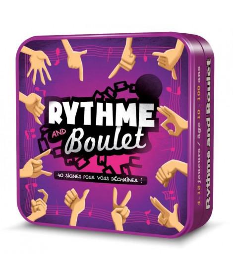 ASMODEE - Rythme & Boulet - Jeu de société