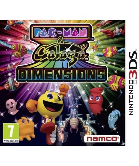 Pac-Man & Galaga Dimensions Jeu 3DS