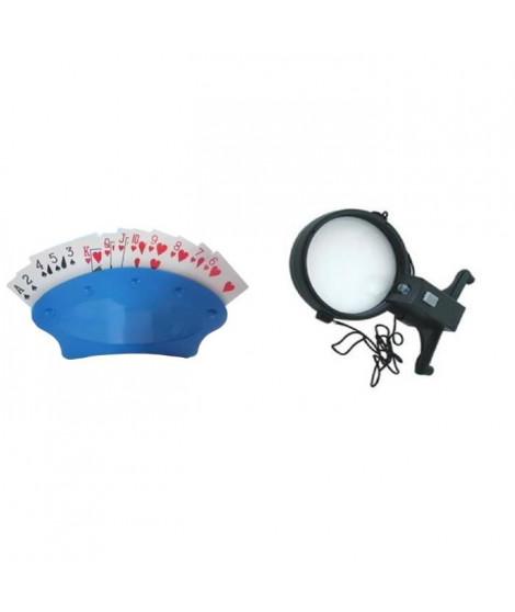 Set de jeu et loisir Optique AUTONOMIE ET BIEN eTRE TMI 7905 - Noir