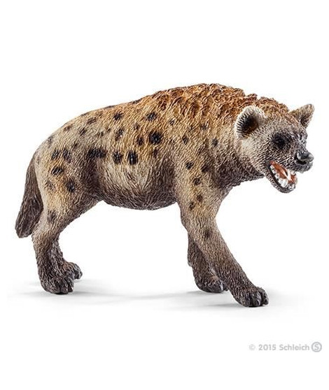 Schleich Figurine 14735 - Animal de la savane - Hyene