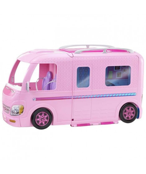 BARBIE - Camping-Car Transformable