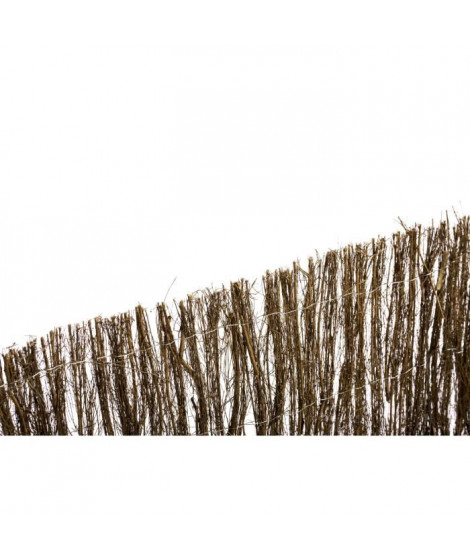 CATRAL Clôture naturelle en brande 1,5 cm - 1 x 5m