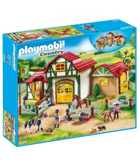 PLAYMOBIL 6926 - Country - Club d'équitation