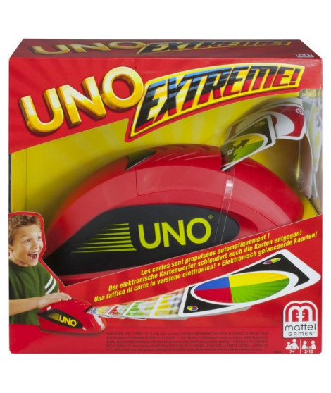UNO - Uno Extreme - Jeu de Cartes