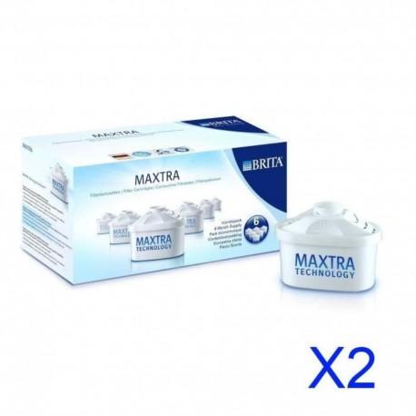 BRITA Packs de 12 Cartouches MAXTRA