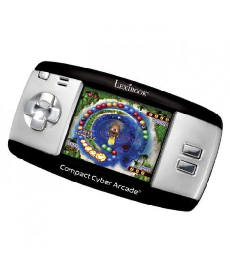 LEXIBOOK - Console Vintage - 250 Arcade Console de jeux compacts Cyber - Mixte