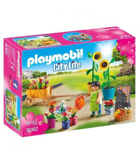 PLAYMOBIL 9082 - City Life - Fleuriste