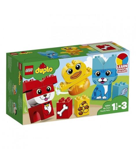 LEGO DUPLO 10858 Mon premier puzzle des animaux