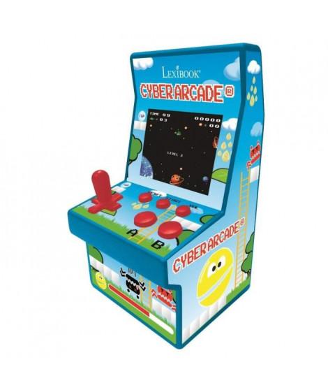 """LEXIBOOK - Cyber Arcade Console, 200 Jeux, Ecran Couleur LCD 2.8"""""""