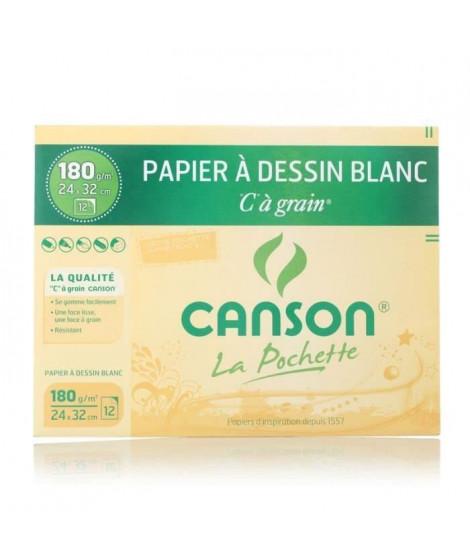 Pack Dessin : Papier a Dessin + Pochette a dessin