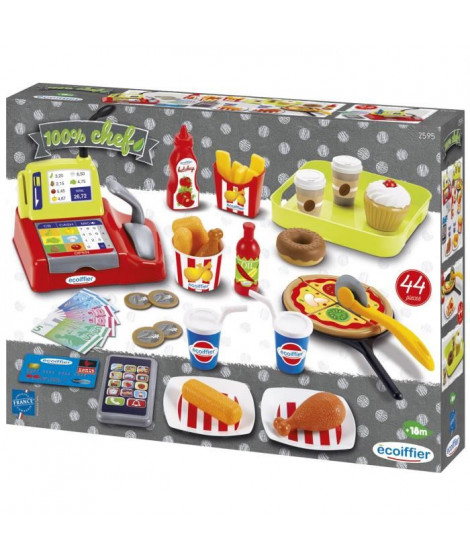 ECOIFFIER CHEF Accessoires Fast Food