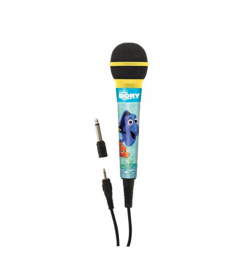 LEXIBOOK - LE MONDE DE DORY - Microphone, Prise Jack 3.5mm