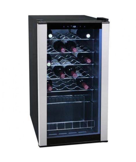 CLIMADIFF CLS28A - Cave a vin de service - 28 bouteilles - Pose libre - Classe B - L 43 x H 82,5 cm