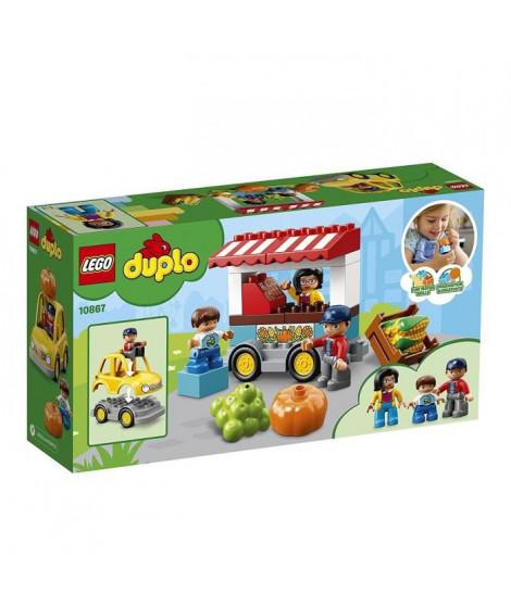 LEGO DUPLO Ma ville 10867 Le marché de la ferme