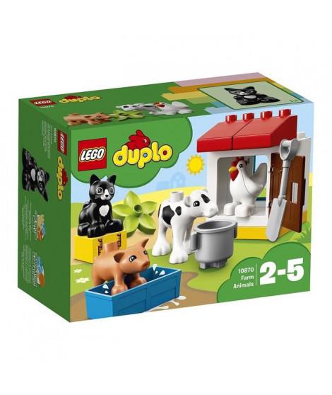 LEGO DUPLO Ma ville 10870 Les animaux de la ferme