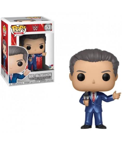 Figurine Funko Pop! WWE: Vince McMahon en costume