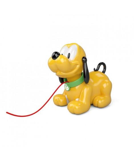CLEMENTONI Disney Baby  - Pluto te suit partout - Jouet a tirer