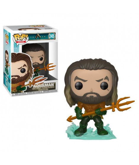 Figurine Funko Pop! Aquaman - Aquaman