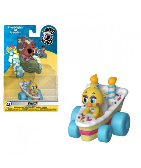 Figurine Funko Super Racers: Five Nights At Freddy's: Chica