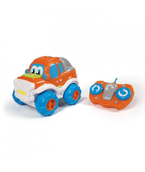 CLEMENTONI Baby - Théo, l'auto culbuto - Jeu d'éveil
