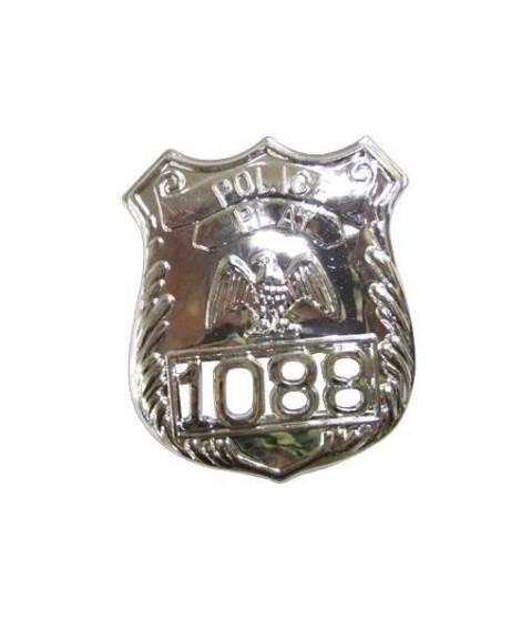 AMSCAN Badge de police