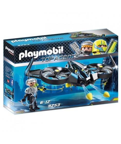 PLAYMOBIL 9253 - Top Agents - Mega Drone