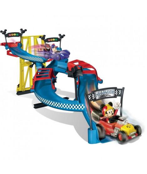 IMC TOYS Super piste d'entrainement Mickey & Ses Amis Top Départ