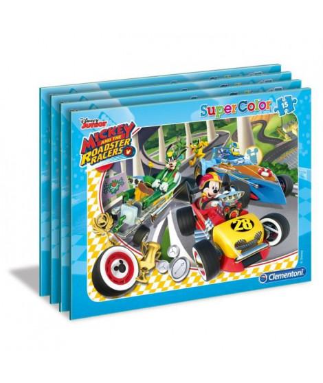 MICKEY Puzzle Cadre 15 pieces