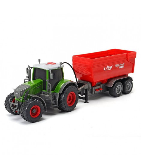 FENDT Tracteur 939 Vario Dickie