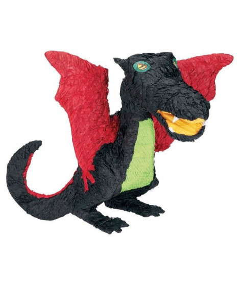 AMSCAN Pinata Dragon Noir