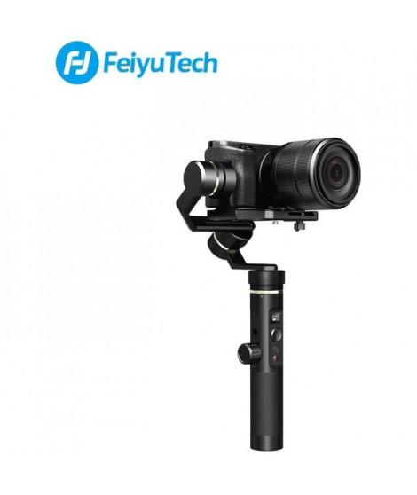 FEIYUTECH G6 Plus Stabilisateur - Écran OLED intégré - Charge max 800 g - Noir