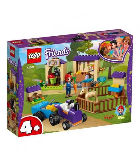 LEGO 4+ Friends 41361 L'écurie de Mia