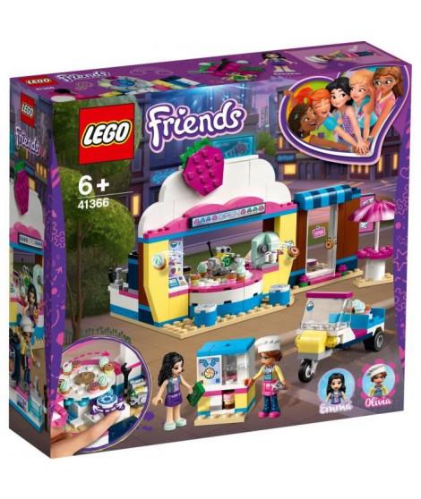 LEGO Friends 41366 Le Cupcake Café d'Olivia