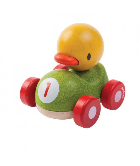 PLAN TOYS Ducky le Caneton de Course