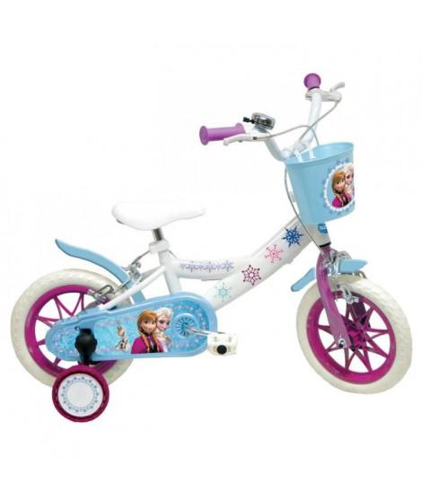 LA REINE DES NEIGES Vélo Enfant 10 Pouces (2 a 3 ans)