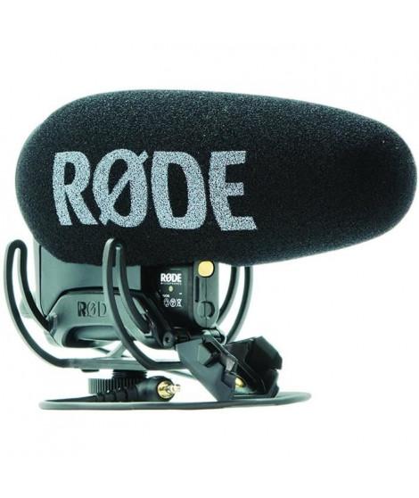 RODE Microphone compact VideoMicPro +  - Pour caméra et appareil photo numérique