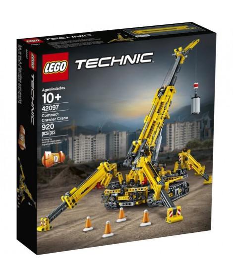 LEGO TECHNIC 42097 La grue araignée