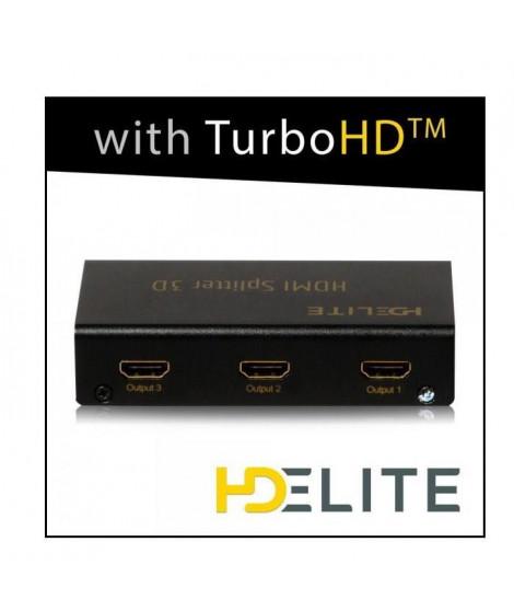 HD ELITE POWER Splitter HDMI 2.0 Turbo 4 ports