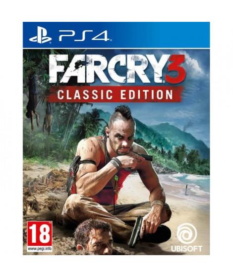 Far Cry 3: Classic Edition Jeu PS4