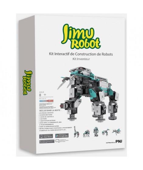 UBTECH Kit Jimu Inventeur - Robot a Construire et programmable multi modeles