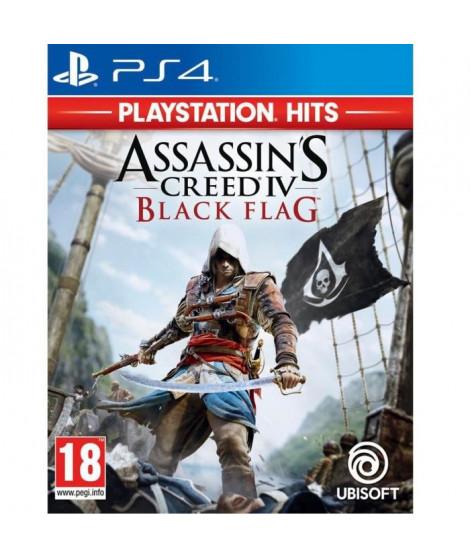 Assassin's Creed 4 Black Flag Playstation HITS Jeu PS4