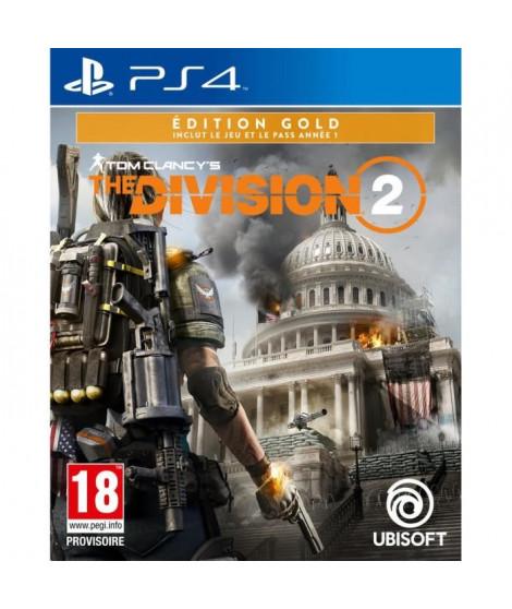 The Division 2 Édition Gold Jeu PS4