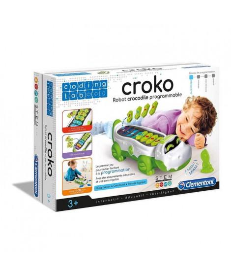 CLEMENTONI Robot - Coko, mon robot crocodile programmable - 3 ans et +