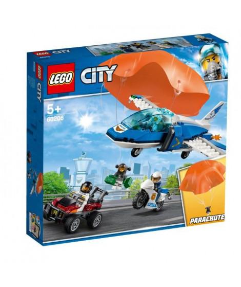 LEGO City 60208 L'arrestation en parachute