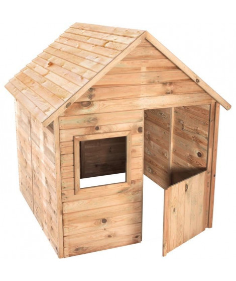 Cabane en bois pour enfant  MARIA
