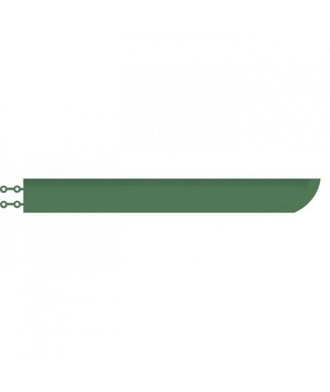 D-C-FLOOR Baguettes de finition d'angle clipsables - Polypropylene - Vert