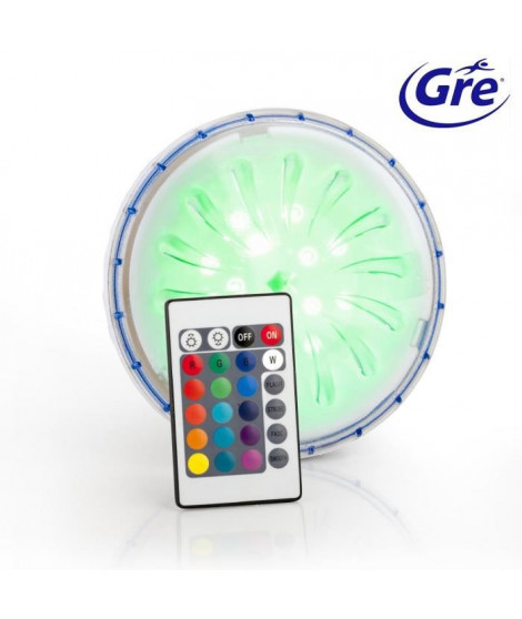GRE Projecteur - LED Couleur