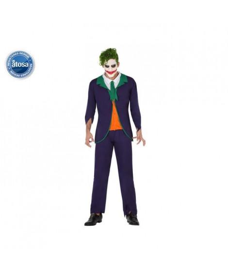 ATOSA Déguisement de méchant clown Homme